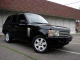 2004 Java Black Land Rover Range Rover HSE #12797337