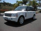 2007 Chawton White Land Rover Range Rover HSE #12796217