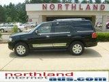 2007 Black Lincoln Navigator Luxury 4x4 #12802470