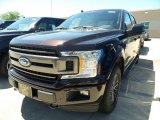 2018 Magma Red Ford F150 XLT SuperCrew 4x4 #128306944