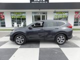 2018 Gunmetal Metallic Honda CR-V EX #128306890