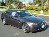 2006 Sparkling Graphite Metallic BMW 3 Series 330i Sedan #12793926