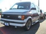 1988 White Chevrolet Astro Passenger Van #12805851