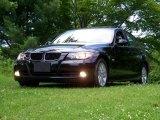 2006 Jet Black BMW 3 Series 325xi Sedan #12811763