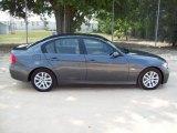 2007 Sparkling Graphite Metallic BMW 3 Series 328i Sedan #12809210