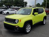 2017 Hypergreen Jeep Renegade Latitude #128331928