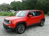 2018 Colorado Red Jeep Renegade Latitude #128356768
