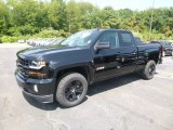 2019 Chevrolet Silverado LD LT Z71 Double Cab 4x4 Midnight Edition Data, Info and Specs