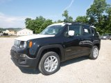2018 Black Jeep Renegade Latitude 4x4 #128379625