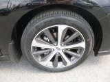Subaru Legacy 2018 Wheels and Tires