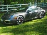 2012 Meteor Grey Metallic Porsche 911 Carrera S Coupe #128379449