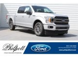 2018 Ingot Silver Ford F150 XLT SuperCrew #128379654