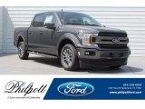 2018 Magnetic Ford F150 XLT SuperCrew #128379653
