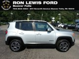2016 Glacier Metallic Jeep Renegade Limited 4x4 #128379533