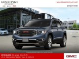 2018 GMC Acadia SLT AWD Data, Info and Specs