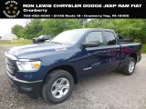 2019 Patriot Blue Pearl Ram 1500 Tradesman Quad Cab 4x4 #128415843