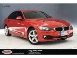 2015 Melbourne Red Metallic BMW 3 Series 320i Sedan #128415930