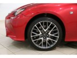 Lexus RC Wheels and Tires