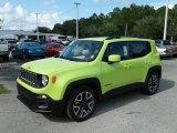 2018 Hypergreen Jeep Renegade Latitude #128459224
