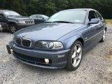 2001 Black Sapphire Metallic BMW 3 Series 325i Coupe #128459078