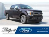 2018 Magma Red Ford F150 XLT SuperCrew #128510352
