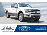 2018 White Platinum Ford F150 King Ranch SuperCrew 4x4 #128510349