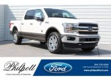 2018 White Platinum Ford F150 King Ranch SuperCrew 4x4 #128510348