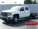 2019 GMC Sierra 3500HD Crew Cab 4WD Chassis