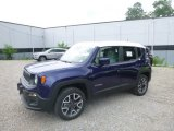 2018 Jetset Blue Jeep Renegade Latitude 4x4 #128510334