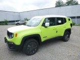 2018 Hypergreen Jeep Renegade Latitude 4x4 #128510331