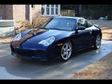 2001 Porsche 911 Lapis Blue Metallic