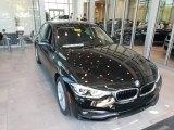 2018 Jet Black BMW 3 Series 320i xDrive Sedan #128510471