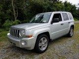 2007 Bright Silver Metallic Jeep Patriot Sport 4x4 #128542840
