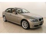 2011 Platinum Bronze Metallic BMW 3 Series 328i xDrive Sedan #128542788