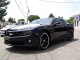 2010 Black Chevrolet Camaro SS/RS Coupe #12843402