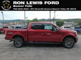 2018 Ruby Red Ford F150 XLT SuperCrew 4x4 #128562626