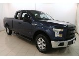 Blue Jeans Metallic Ford F150 in 2015
