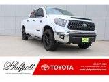 2018 Super White Toyota Tundra SR5 CrewMax 4x4 #128562725