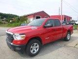 2019 Flame Red Ram 1500 Tradesman Quad Cab 4x4 #128562715