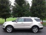 2017 White Gold Ford Explorer Limited #128582467