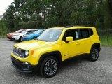 2018 Solar Yellow Jeep Renegade Latitude #128582715