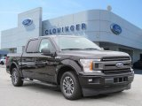 2018 Magma Red Ford F150 XLT SuperCrew #128582594