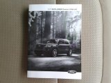 2017 Ford Explorer Limited Books/Manuals