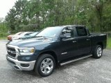2019 Maximum Steel Metallic Ram 1500 Big Horn Crew Cab #128582718