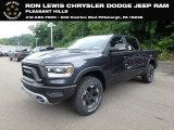2019 Maximum Steel Metallic Ram 1500 Rebel Crew Cab 4x4 #128602329