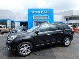 2013 Carbon Black Metallic GMC Acadia SLT AWD #128602256