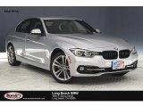 2018 Glacier Silver Metallic BMW 3 Series 330i Sedan #128602314