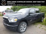 2019 Maximum Steel Metallic Ram 1500 Big Horn Crew Cab 4x4 #128602122