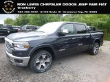 2019 Maximum Steel Metallic Ram 1500 Laramie Crew Cab 4x4 #128602119