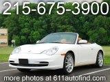 2003 Porsche 911 Carrara White
